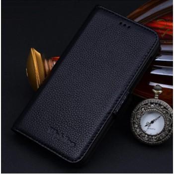 Кожаный чехол портмоне (нат. кожа) для Huawei Ascend Mate 7