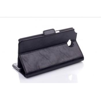Чехол портмоне подставка водоотталкивающий для LG G Pro Lite Dual