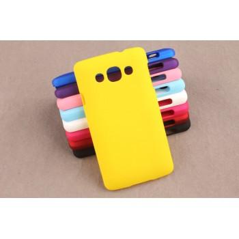 Пластиковый матовый непрозрачный чехол для LG L60