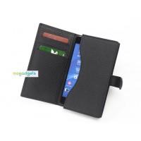 Кожаный чехол (нат. кожа) кошелек-футляр для Sony Xperia Z3