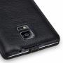 Кожаный чехол вертикальная книжка (нат. кожа) для Samsung Galaxy Note 4 9!New 22.10.2014