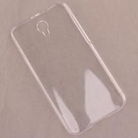 Пластиковый транспарентный чехол для Alcatel One Touch Idol 2