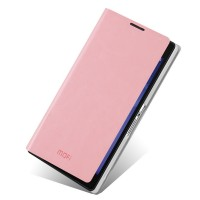 Чехол флип водоотталкивающий для Sony Xperia Z2 Розовый