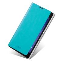 Чехол флип водоотталкивающий для Sony Xperia Z2 Голубой