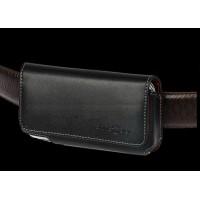 Универсальный кожаный чехол-кобура для телефонов 5 дюймов