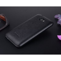 Чехол кожаная накладка для HTC Desire 601