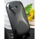 Силиконовый X чехол для Samsung Galaxy Fame Lite