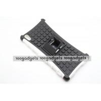 Силиконовый чехол экстрим защита для Sony Xperia Z2 Белый
