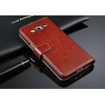 Чехол портмоне-подставка с магнитной застежкой назад для Samsung Galaxy Grand 2 Duos