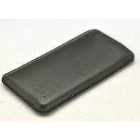 Кожаный мешок для Sony Xperia Z3 Compact Черный