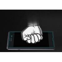 Ультратонкое износоустойчивое сколостойкое олеофобное защитное стекло-пленка для Sony Xperia E3 dual