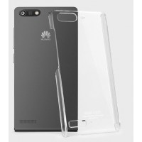Пластиковый транспарентный чехол для Huawei Ascend G6