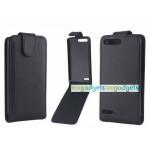 Чехол вертикальная книжка на пластиковой основе с магнитной застежкой для Huawei Ascend G6