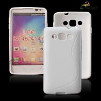 Силиконовый S чехол для LG L60