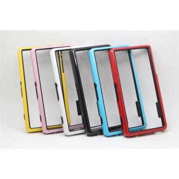 Силиконовый бампер для Sony Xperia Z3 One SIM (D6603, D6616)