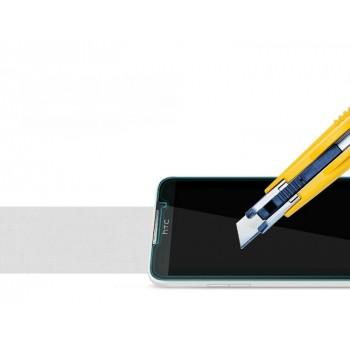 Ультратонкое износоустойчивое сколостойкое олеофобное защитное стекло-пленка для HTC Desire 516