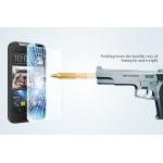 Ультратонкое износоустойчивое сколостойкое олеофобное защитное стекло-пленка для HTC Desire 310