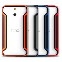 Силиконовый бампер повышенной защиты для HTC One E8