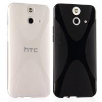 Силиконовый X чехол для HTC One E8