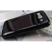 Пластиковый матовый для Alcatel One Touch Pop C9 Черный