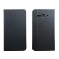 Чехол флип подставка для Alcatel One Touch Pop C9 Черный