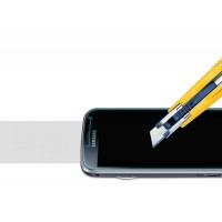 Ультратонкое износоустойчивое сколостойкое олеофобное защитное стекло-пленка для Samsung Galaxy K Zoom