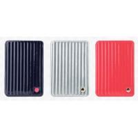 Кожаный глянцевый чехол смарт флип подставка на силиконовой основе с декоративной прошивкой для Ipad Mini 3