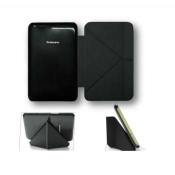 Чехол смарт флип подставка оригами для планшета Lenovo IdeaTab A1000