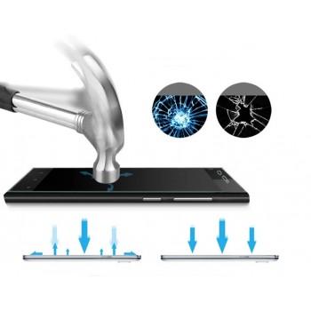 Ультратонкое износоустойчивое сколостойкое олеофобное защитное стекло-пленка для Xiaomi Mi3