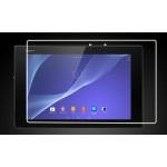Ультратонкое износоустойчивое сколостойкое олеофобное защитное стекло-пленка для Sony Xperia Z2 Tablet