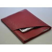 Кожаный мешок с отделениями для Sony Xperia Z3 Tablet Compact Красный