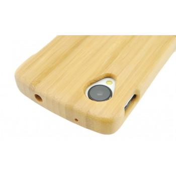 Эксклюзивный деревянный сборный чехол из пород бамбука с карбоновым скелетом для Google LG Nexus 5