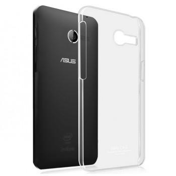 Пластиковый транспарентный чехол для ASUS Zenfone 4 (A400CG)