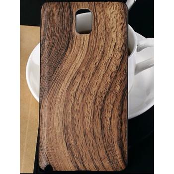 Встраиваемый пластиковый чехол накладка текстурный для Samsung Galaxy Note 3 (n9005 n9000)