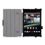 Кожаный чехол папка-подставка для Google Nexus 9