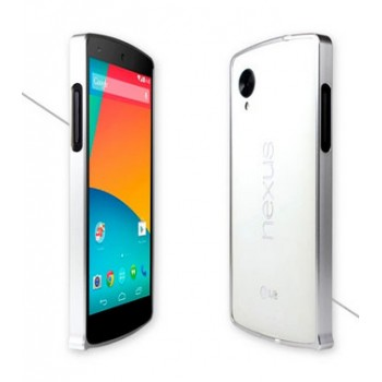Металлический бампер для Google LG Nexus 5