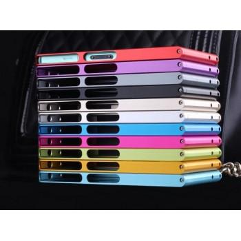 Металлический бампер для Sony Xperia Z3 Compact