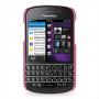 Кожаный чехол накладка (нат. кожа) для Blackberry Q10