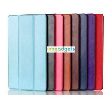 Чехол флип подставка сегментарный серия Glossy Shield для Sony Xperia Z3 Tablet Compact