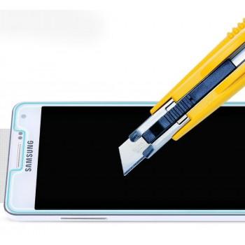 Ультратонкое износоустойчивое сколостойкое олеофобное защитное стекло-пленка для Samsung Galaxy A5