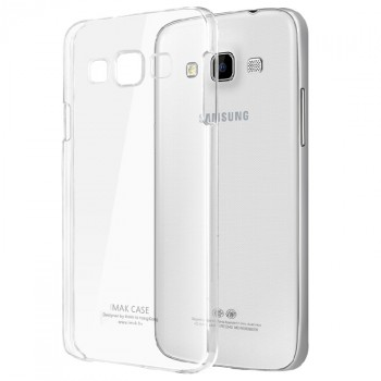 Пластиковый транспарентный чехол для Samsung Galaxy A3