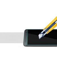 Ультратонкое износоустойчивое сколостойкое олеофобное защитное стекло-пленка для HTC One E8