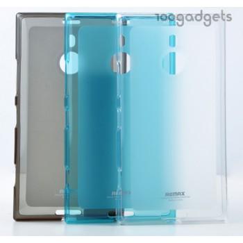Силиконовый полупрозрачный чехол для Nokia Lumia 1520