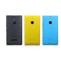 Текстурный нескользящий чехол из жесткого силикона серии Rocon для Nokia Lumia 1520