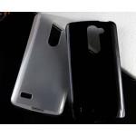 Силиконовый глянцевый чехол для LG L Bello