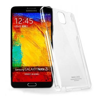 Пластиковый транспарентный чехол для Samsung Galaxy Note 3