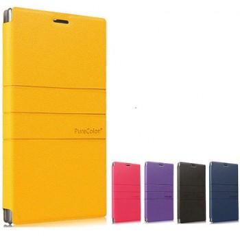 Чехол флип-подставка серии PureColor для Nokia Lumia 1520