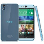 Пластиковый транспарентный чехол для HTC Desire Eye