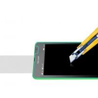 Ультратонкое износоустойчивое сколостойкое олеофобное защитное стекло-пленка для Microsoft Lumia 535