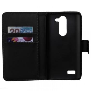 Чехол портмоне подставка с защелкой для LG L Bello